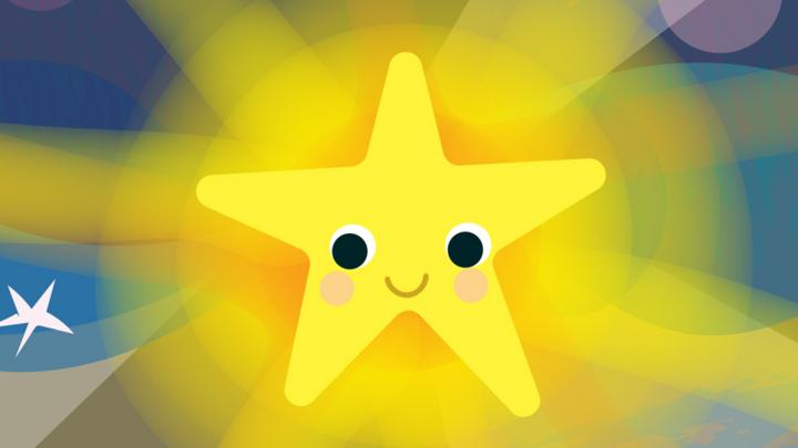 Twinkle Twinkle Little Star Cbeebies Bbc