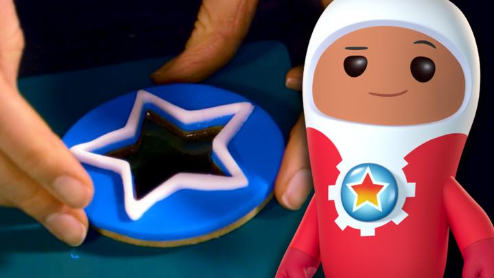Star Biscuits Cbeebies Bbc