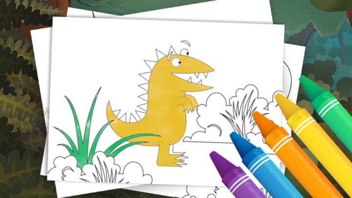 Tweenies Coloring Pages - Coloring Home | 405x720