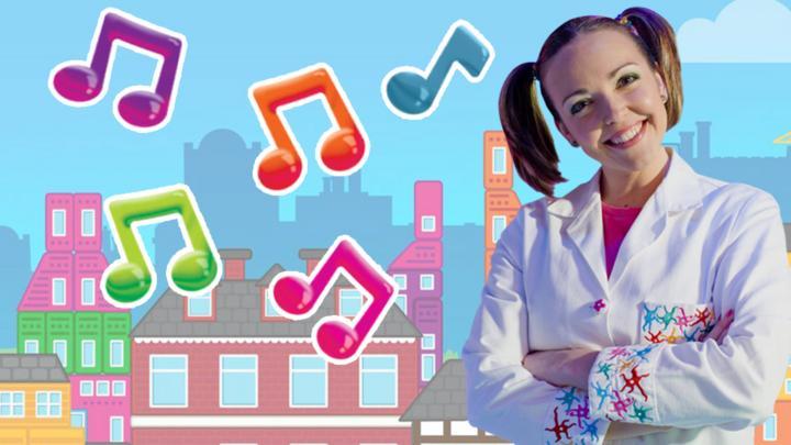 Nina Songs - CBeebies - BBC