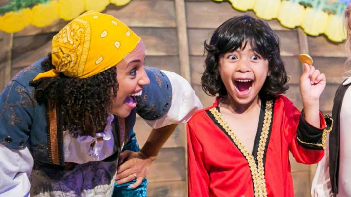 Five Pirate Party Games Cbeebies Bbc