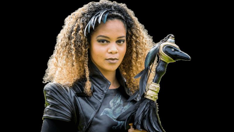 Raven: True Warriors' Path - CBBC - BBC