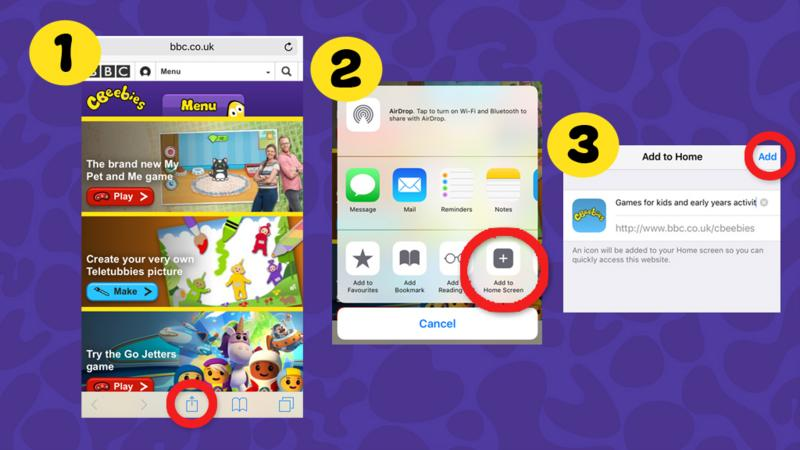 Get loads more games on your tablet or mobile - CBeebies - BBC