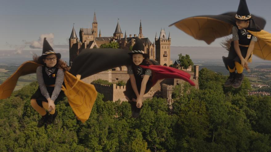 Our favourite The Worst Witch moments - CBBC - BBC