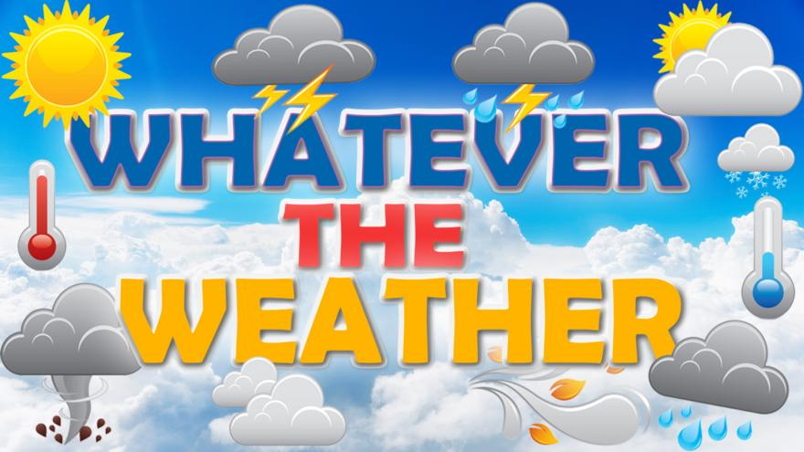 Image result for whatever the weather