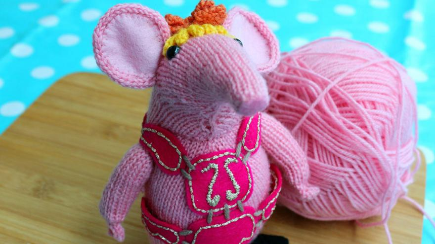 Knit Your Own Clanger Cbeebies Bbc