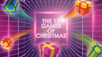 CBBC HQ - The 12 Games of Christmas - Revealed!