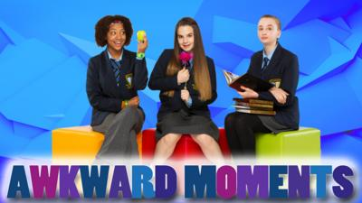 CBBC HQ - You told us your awkward moments