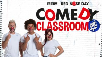 Blue Peter - Comedy Competition