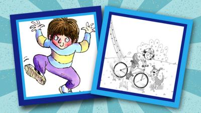 Blue Peter - Create yourself a character name!