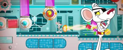 Danger Mouse game