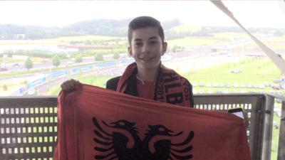 MOTD Kickabout - Dario Watches Albania Make History