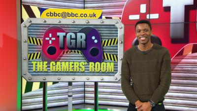 CBBC HQ - The Gamers' Room