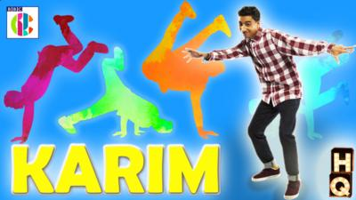 CBBC HQ - Karim's Profile