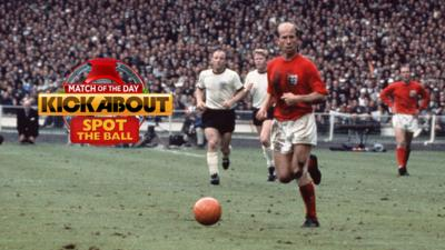 MOTD Kickabout - Quiz: Spot the Ball #49 - 1966 World Cup edition