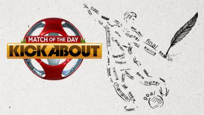 MOTD Kickabout - Do you have poetry skills?