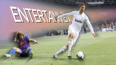 MOTD Kickabout - How Ronaldo can inspire YOU!