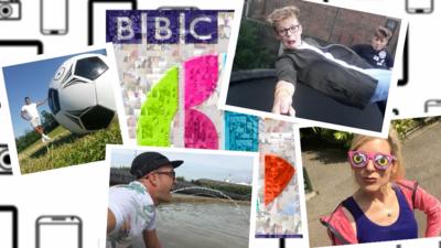 CBBC Selfie Shootout - Your Summer Selfies - Week 1