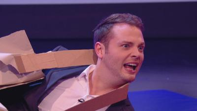 Sam & Mark's Big Friday Wind-Up  - Can Mark fight his way out of a paper bag?