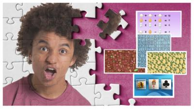 Blue Peter - Radzi's Riddles and Puzzles 12