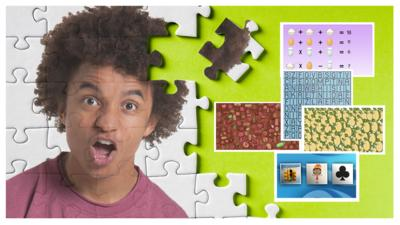 Blue Peter - Radzi's Riddles and Puzzles 13