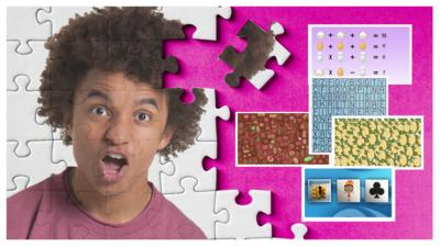 Blue Peter - Radzi's Riddles and Puzzles 17