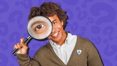 Blue Peter - Radzi's Riddles and Puzzles 21