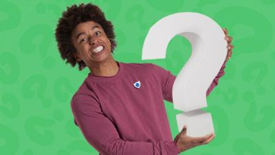 Blue Peter - Radzi's Riddles and Puzzles 22