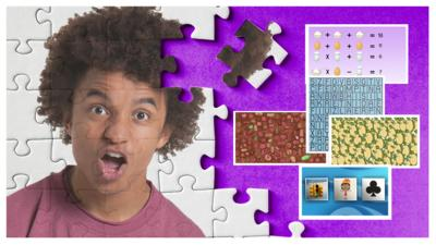 Blue Peter - Radzi's Riddles and Puzzles 4