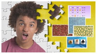 Blue Peter - Radzi's Riddles and Puzzles 8