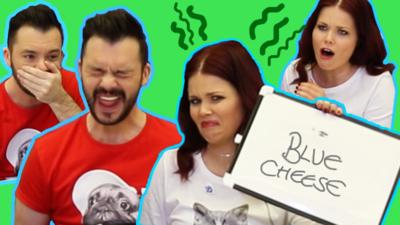 Blue Peter - Presenters vs Mystery Smells