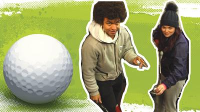 Blue Peter - Top Golf: Fun and Games