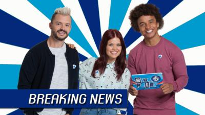 Blue Peter - Blue Peter Notice Board