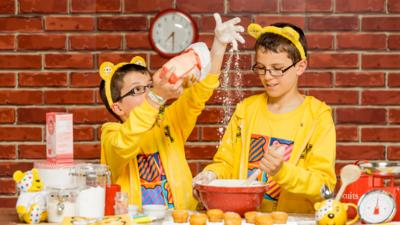 Blue Peter - What have you been doing for Children in Need?