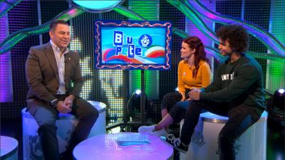 Blue Peter - David Walliams answers YOUR questions!