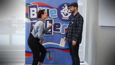 Blue Peter - Lol to Lose: Animal impressions
