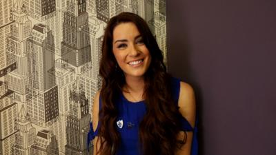Blue Peter - Eurovision Lyrics - Real or Fake with Lucie Jones