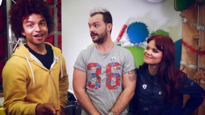 Blue Peter - Happy New Year from Blue Peter!