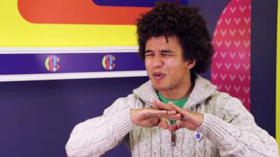 Blue Peter - Childhood Confessions with Radzi