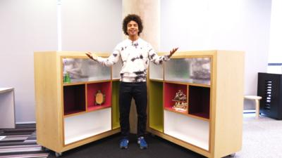 Blue Peter - Tackle the Blue Peter Warm-up Challenge!
