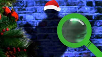 Blue Peter - Shelley's Christmas Mystery - solved!