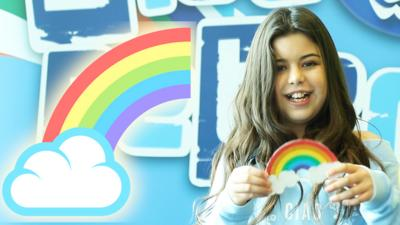 Blue Peter - Sophia Grace: Chit-Chat Challenge