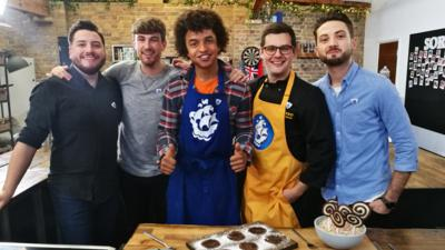 Blue Peter - How to make epic pancakes with Sorted Food