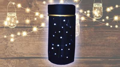 Blue Peter - Make your own constellation jar