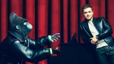 Blue Peter - SING: Taron Egerton is Johnny