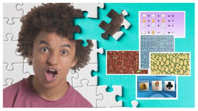 Blue Peter - Radzi's Riddles and Puzzles 9