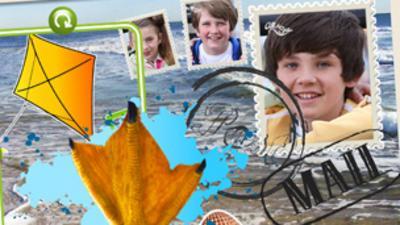 All At Sea - All At Sea Postcard Maker