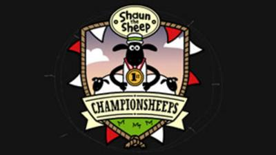 Shaun the Sheep - Championsheeps