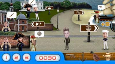 Jedward's Big Adventure - Jedward's Big Adventure Game