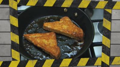 Disaster Chefs - How to make French toast